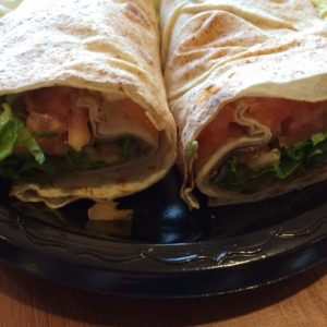 Wrapped Sandwiches