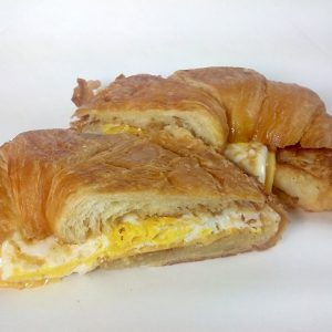 Power House Egg Sandwich